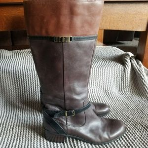 Like New Bandolino Leather Boots